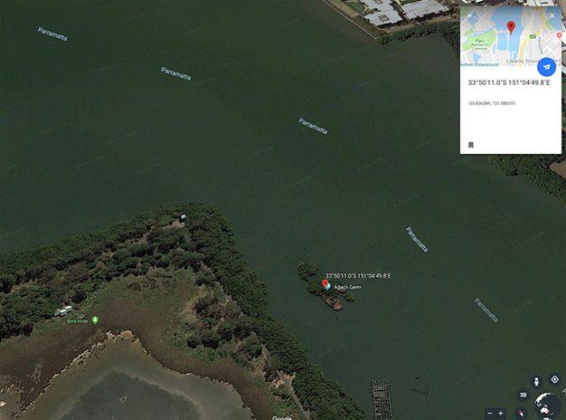 L'Épave SS Ayrfield en Australie
