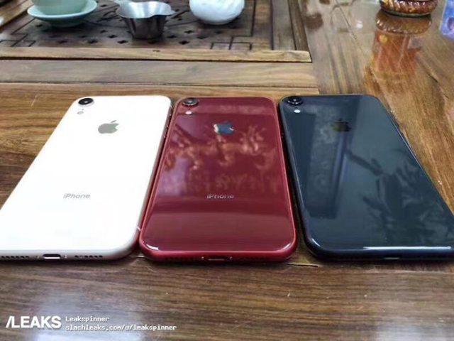 iPhone 9 fuite