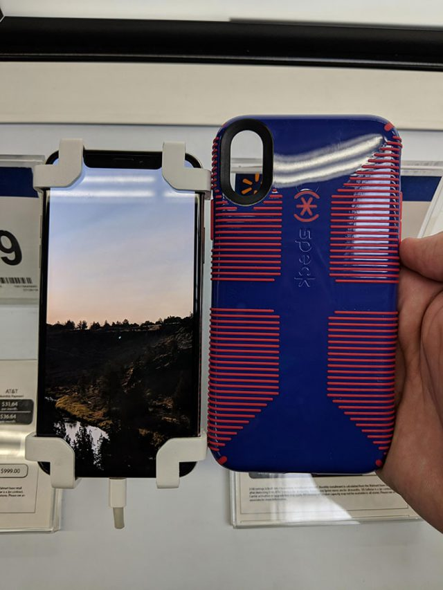 Coque iPhone XS : image 1