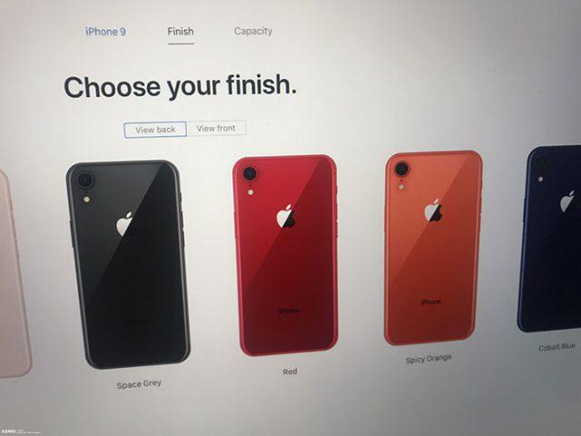 iPhone XC : image 1