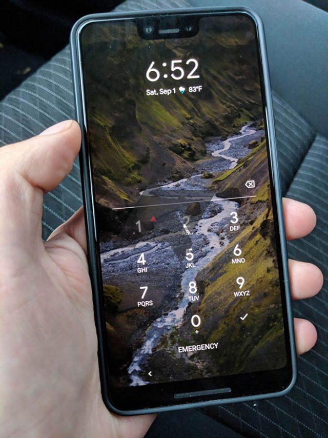 Pixel 3 XL ; image 3