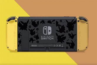 Switch Pikachu