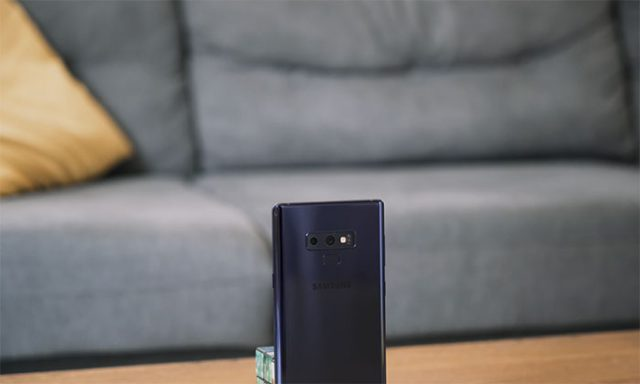 Test du Galaxy Note 9 : image 2