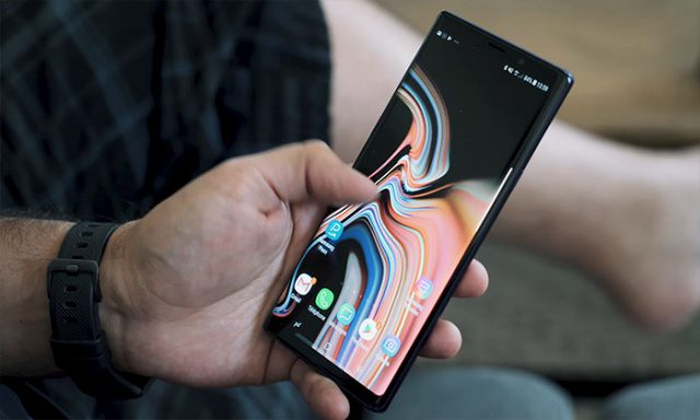 Test du Galaxy Note 9 : image 3