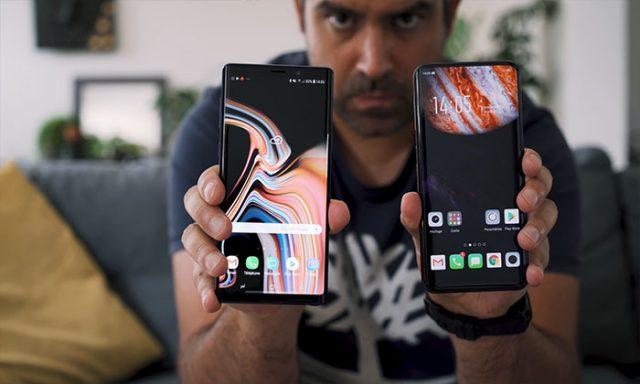 Test du Galaxy Note 9 : image 5