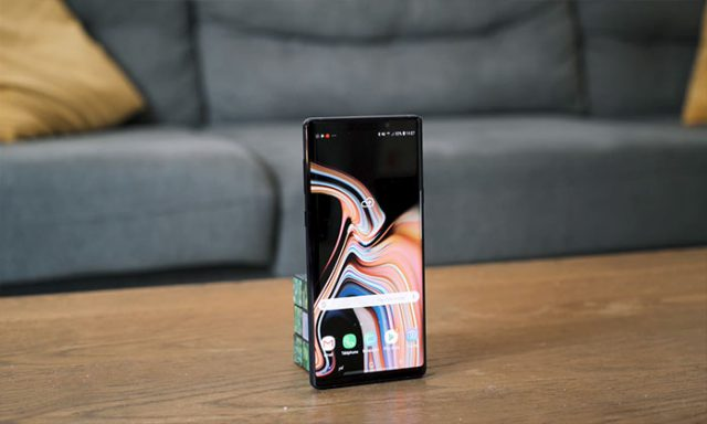 Test du Galaxy Note 9 : image 6