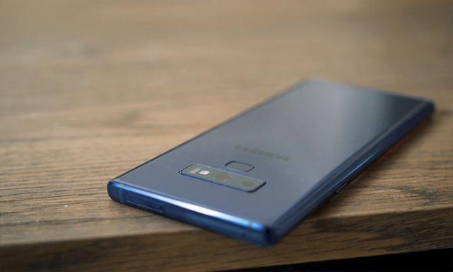 Test du Galaxy Note 9 : image 9