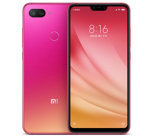 Xiaomi Mi 8 Lite : image 2