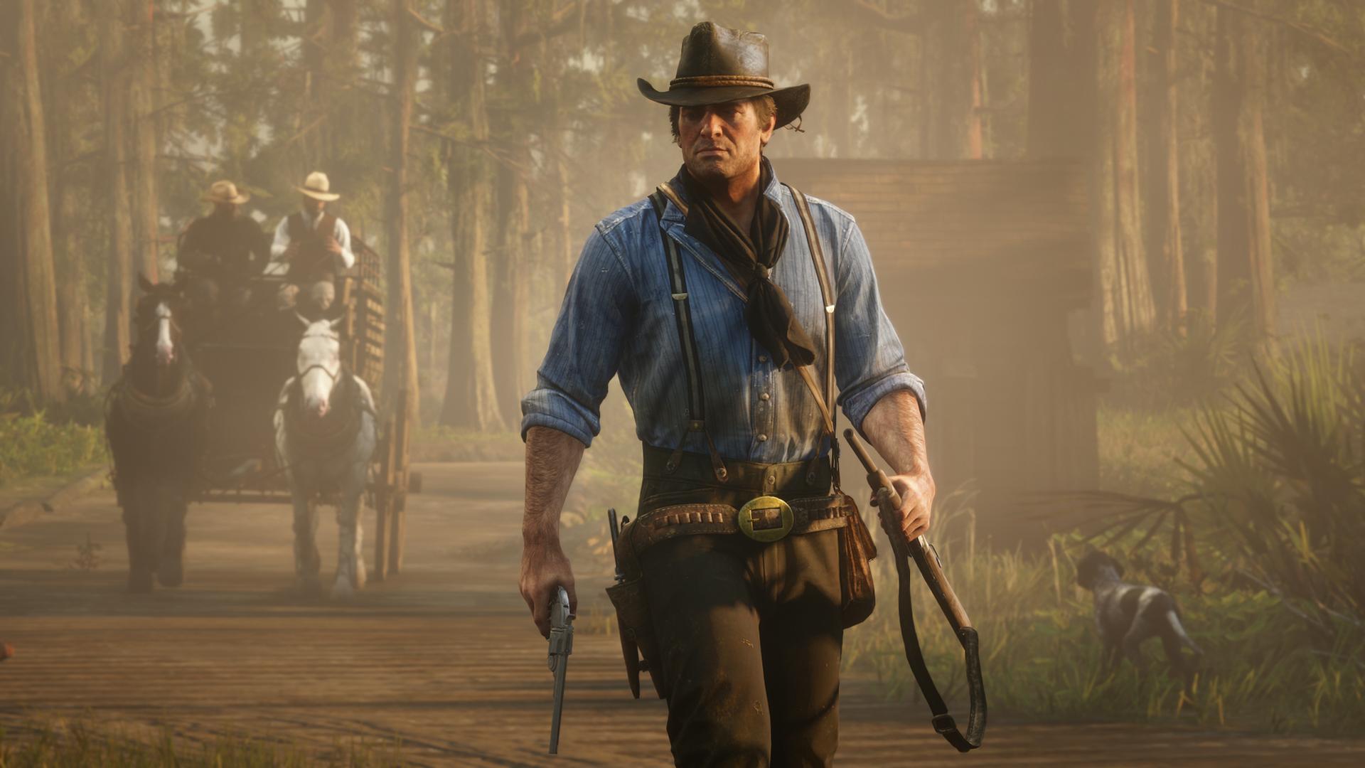 Où l'on reparle, encore, de la version PC de Red Dead Redemption 2