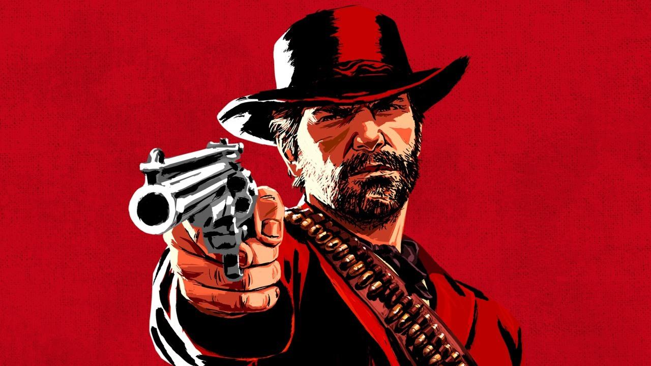 Une image de Red Dead Redemtpion 2