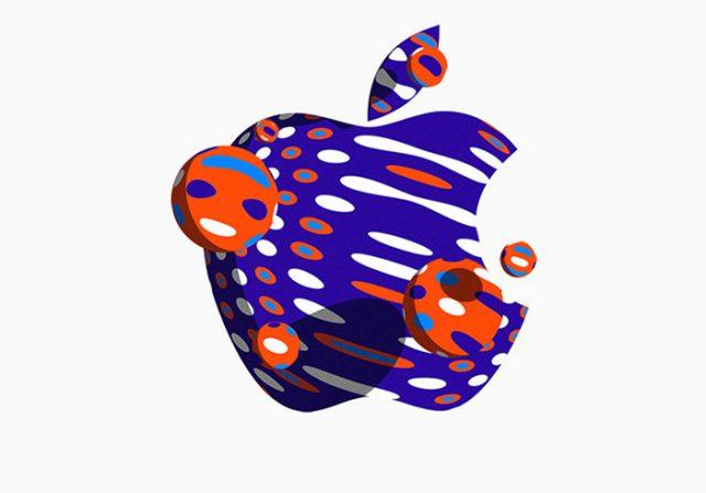 Apple 30 octobre : visuel 1