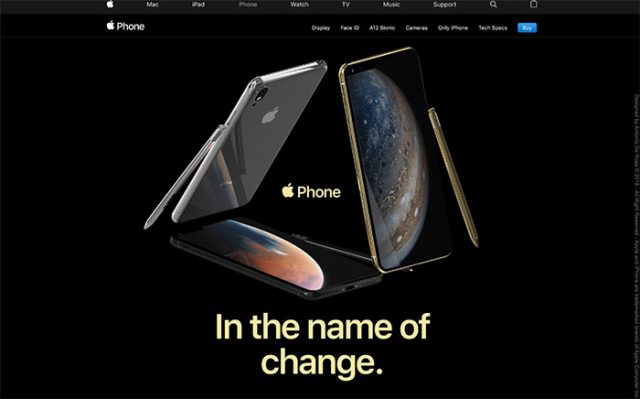 Apple Phone Concept : image 1