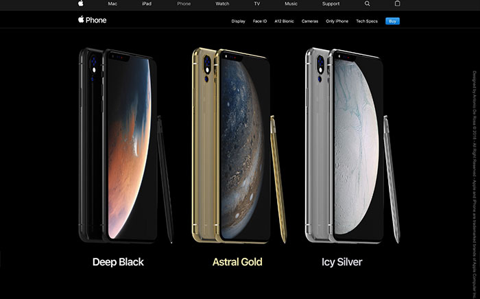 Apple Phone Concept : image 10