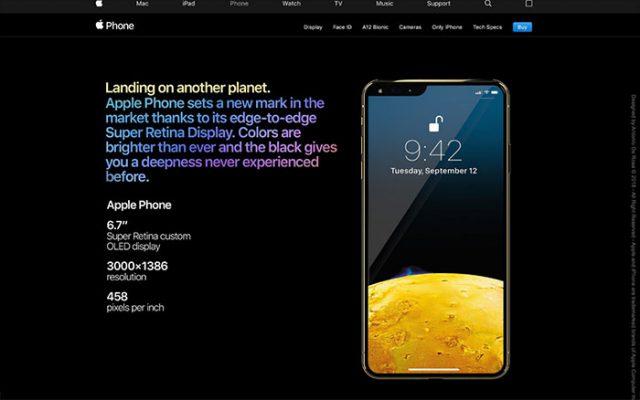 Apple Phone Concept : image 4