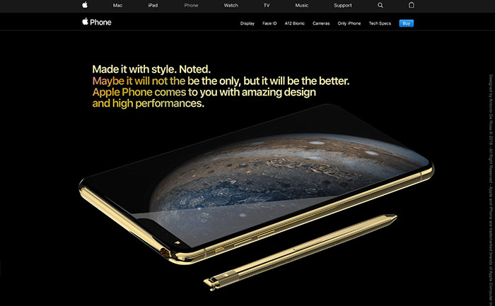 Apple Phone Concept : image 6