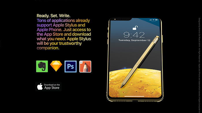 Apple Phone Concept : image 7