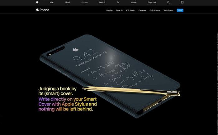 Apple Phone Concept : image 9