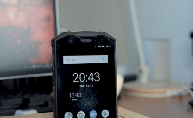Doogee S70 : photo 8