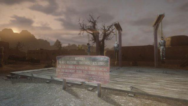 Fallout New California : image 4