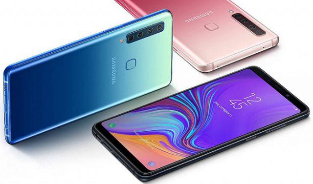 Galaxy A9 (2018) : image 1