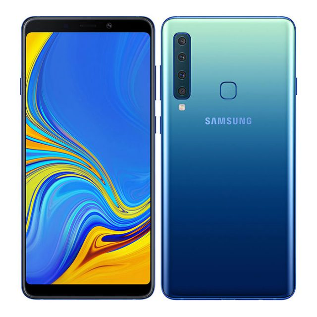 Galaxy A9 (2018) : image 2