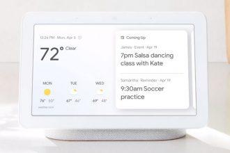 Google Home Hub : image 1