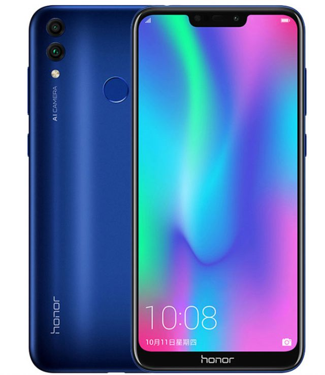 Honor 8C : image 2