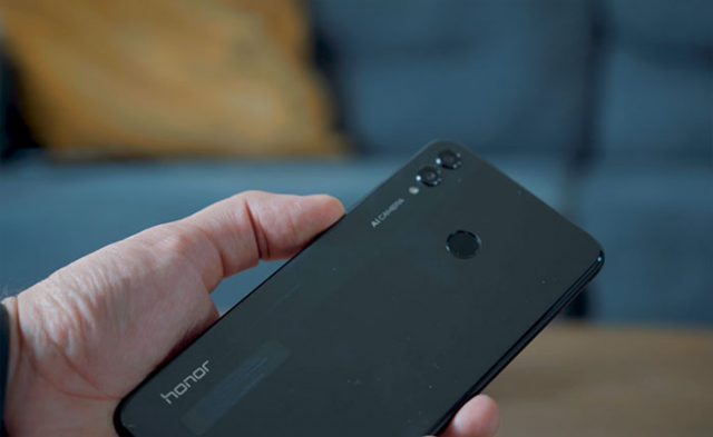 Test du Honor 8X : image 11