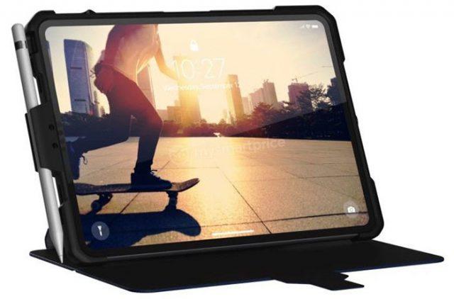 Rendu iPad pro