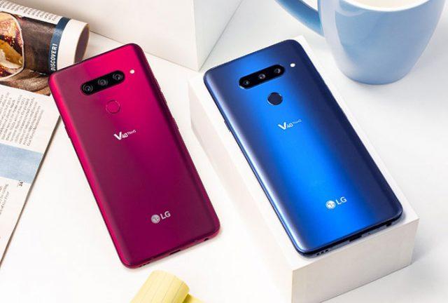 LG V40 ThinQ : image 1