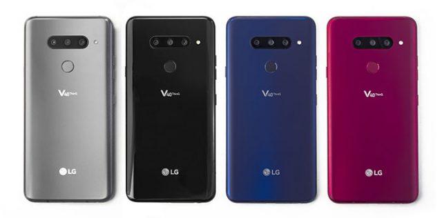 LG V40 ThinQ : image 3