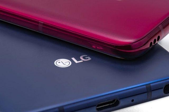 LG V40 ThinQ : image 4