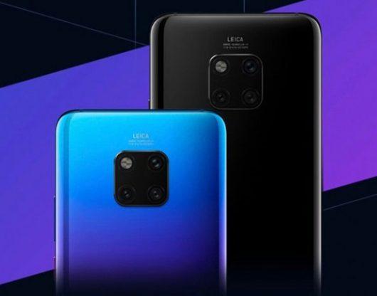 Huawei Mate 20 Pro : image 1