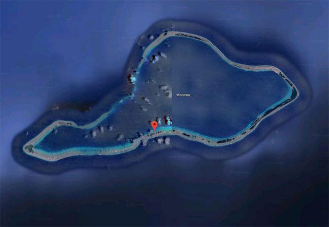 Île de Maurua