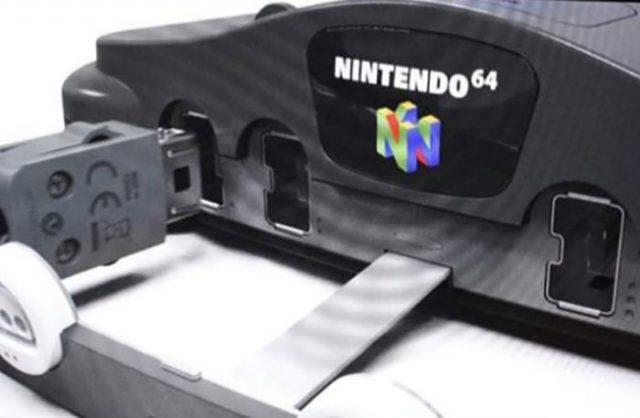 Nintendo 64 Mini : image 2