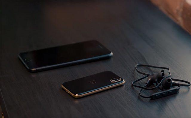 palm de retour avec un mini smartphone. Black Bedroom Furniture Sets. Home Design Ideas