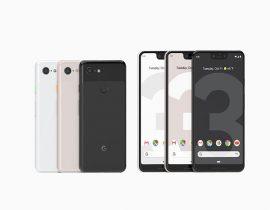 Pixel 3 & pixel 3 XL