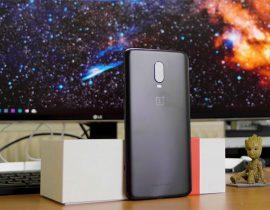 Prise en main OnePlus 6T : image 1