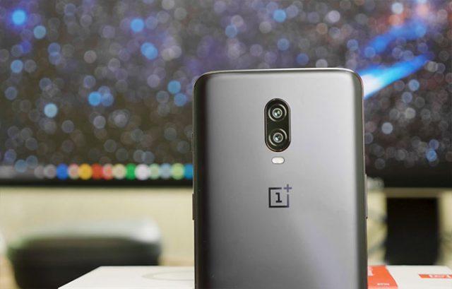 Prise en main OnePlus 6T : image 2