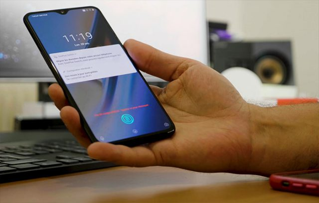 Prise en main OnePlus 6T : image 8