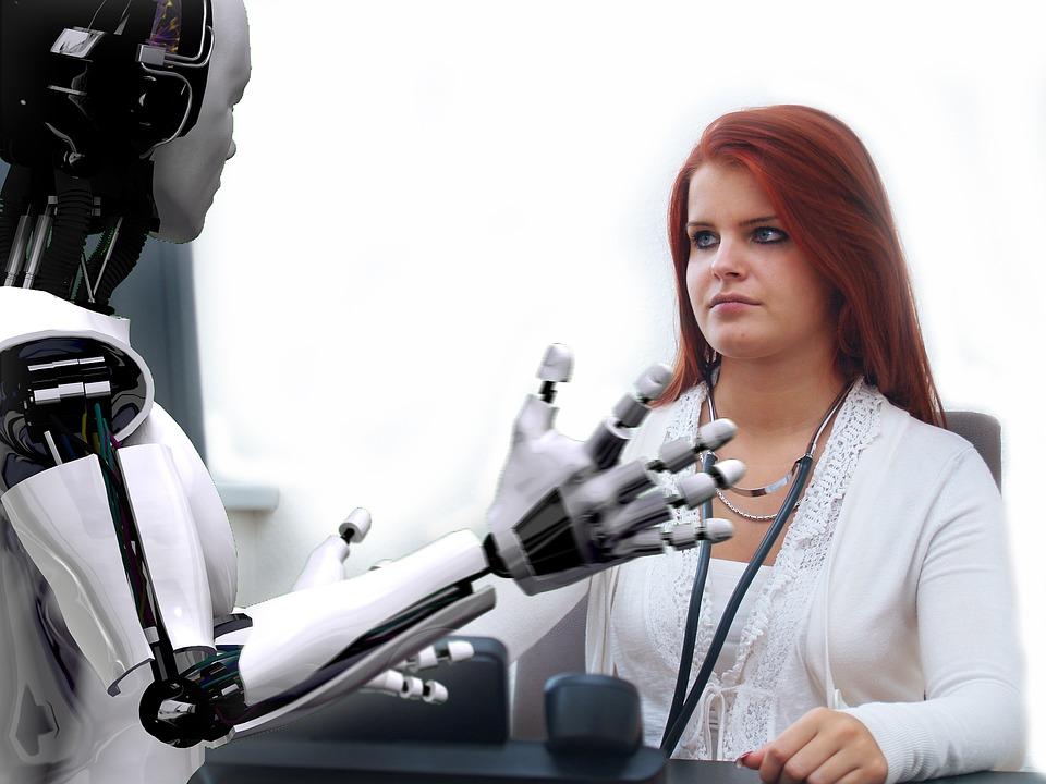 Les robots peuvent maintenant reconnaître leurs objets et ceux des autres