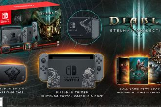 Switch Diablo 3