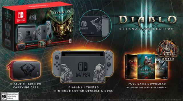 Switch Diablo 3