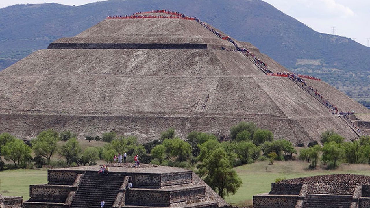 rencontres Teotihuacan Brancher le NID protéger