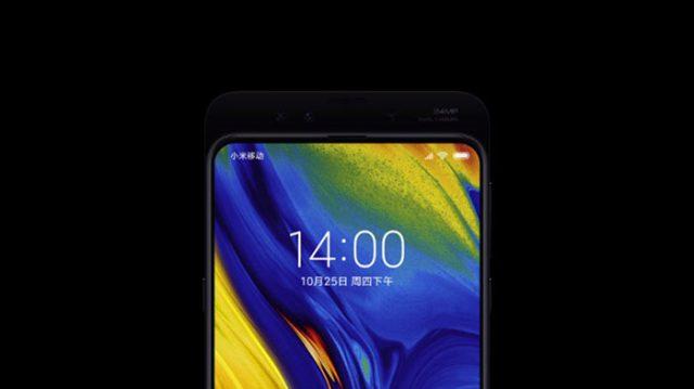 Xiaomi Mi Mix 3 : image 2