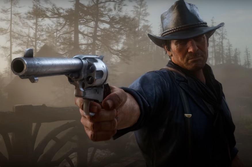 Red Dead Redemption 2 a droit à un premier trailer bluffant graphiquement pour son portage PC