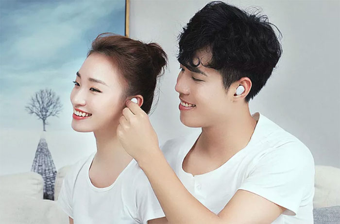 🔥 Les Xiaomi AirDots blanc à 28 € !