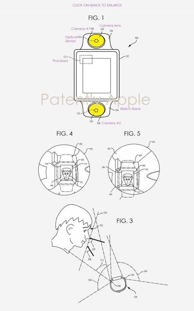 Apple Watch Brevet image 2