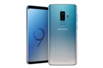 Galaxy S9 Bleu Glacier