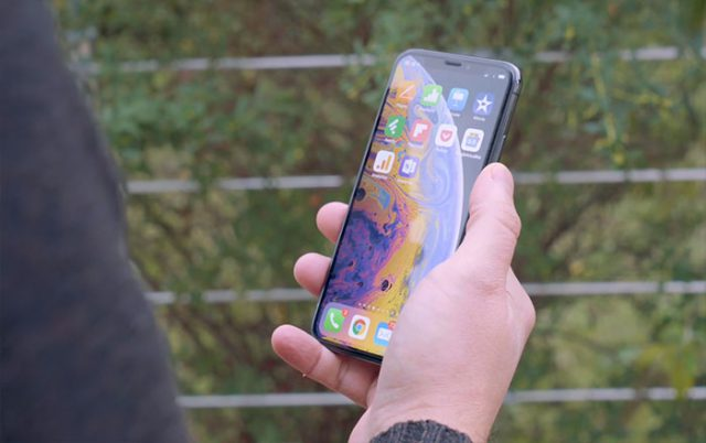 Test de l'iPhone Xs : image 5